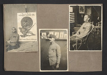 thumbnail image for Documentation of a World War I soldier's facial reconstruction