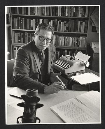 thumbnail image for Jules Langsner papers, circa 1910-1998, bulk, 1950-1967