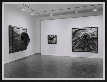 thumbnail image for Installation view of Lee Bontecou show at the Castelli Gallery