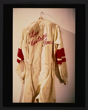 thumbnail image for Leo Castelli Inc. racing suit