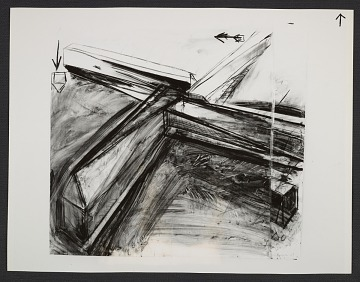 thumbnail image for Bruce Nauman, 'Tunnels Butted and Adjacent; Triangle to Square, Square to Triangle'