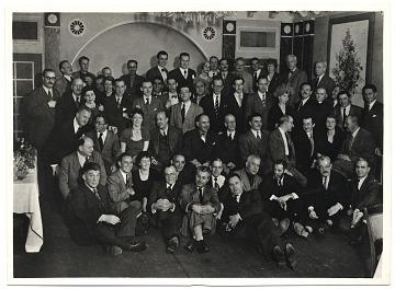 thumbnail image for Art Students League Group portrait