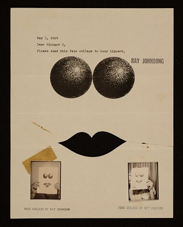thumbnail image for Lucy R. Lippard papers, 1930s-2010, bulk 1960s-1990