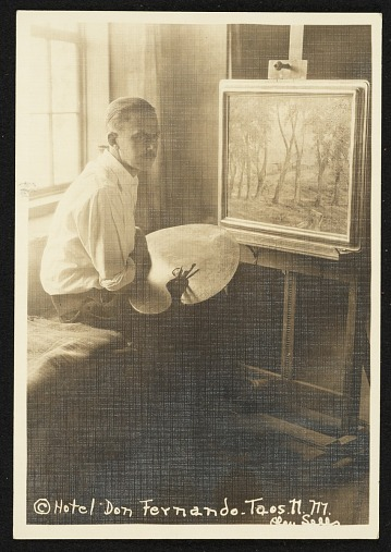 thumbnail image for Ward Lockwood papers, 1913-1963