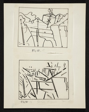 thumbnail image for Diagrams of Cézanne's painting
