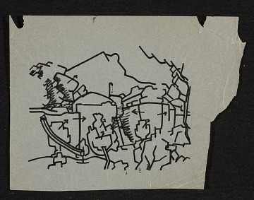 thumbnail image for Diagram of a Cézanne painting