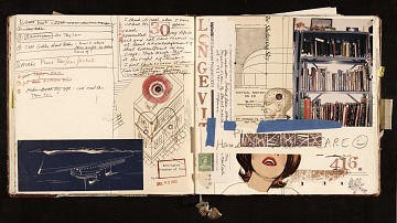 thumbnail image for Janice Lowry papers, 1957-2009