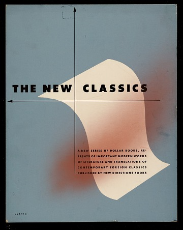 thumbnail image for <em>The New Classics</em> poster design
