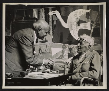 thumbnail image for Peppino Mangravite and Georges Braque