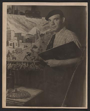thumbnail image for De Hirsh Margules papers, 1888-2001, bulk 1923-1965