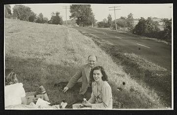 thumbnail image for Felicia Meyer Marsh and Reginald Marsh