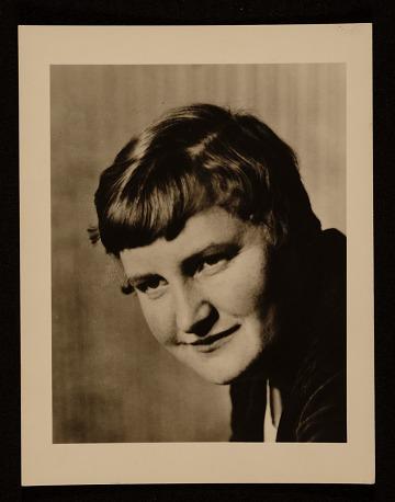 thumbnail image for Elizabeth McCausland papers, 1838-1995, bulk 1920-1960