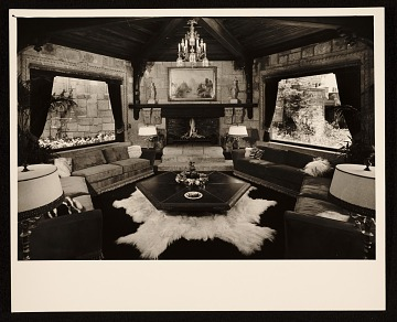 thumbnail image for Home of Francisco Artigas. Living room view