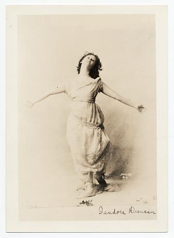 thumbnail image for Isadora Duncan