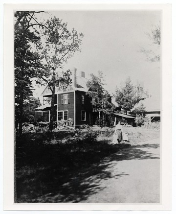 thumbnail image for Abbott Handerson Thayer's house in Dublin, New Hampshire