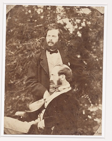 thumbnail image for Frederic Edwin Church and Theodore Winthrop