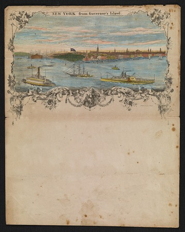 thumbnail image for New York from Governor's Island