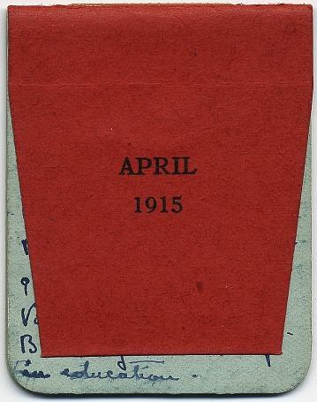 thumbnail image for F. Luis Mora pocket diary