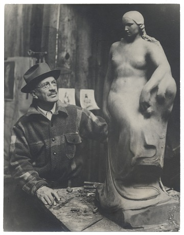 thumbnail image for 1913 Armory Show, 50th anniversary exhibition records, 1962-1963