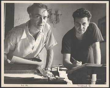 thumbnail image for Nickolas Muray and Miguel Covarrubias