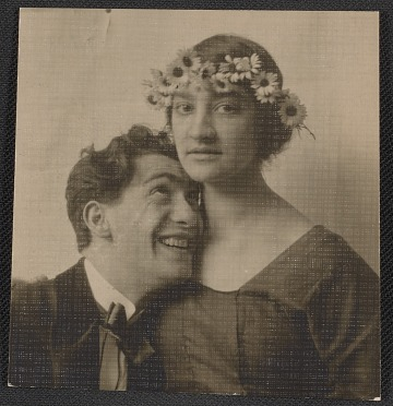 thumbnail image for Nickolas Muray and Ilona Fulop