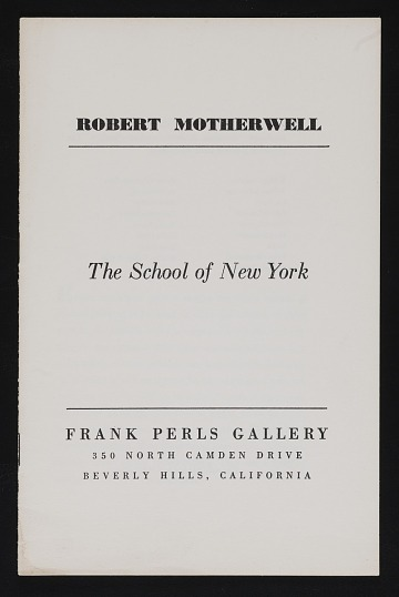 thumbnail image for The school of New York