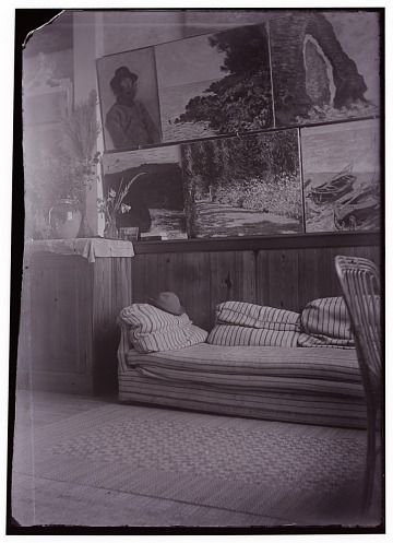 thumbnail image for Lilla Cabot Perry photographs, ca. 1889-1909