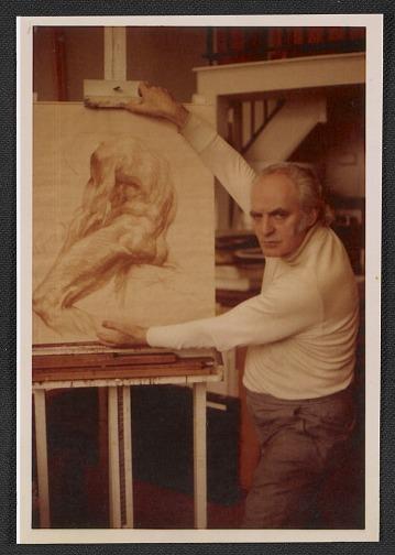thumbnail image for Gustav Rehberger papers, 1924-2004
