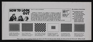 thumbnail image for How to look out