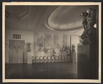 thumbnail image for River Club ballroom designed by T.H. Robsjohn-Gibbings