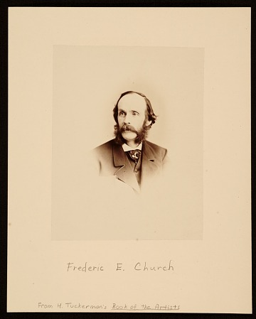 thumbnail image for Frederic Edwin Church
