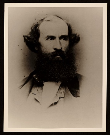 thumbnail image for Copy portrait photograph of Henry Kirke Brown