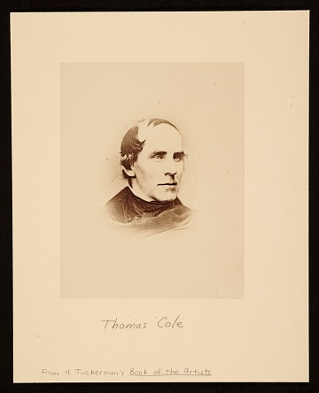 thumbnail image for Thomas Cole