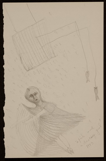 thumbnail image for <em>Two fish and a dancing girl</em>