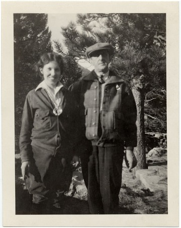 thumbnail image for Louise Rönnebeck and Marsden Hartley in Colorado