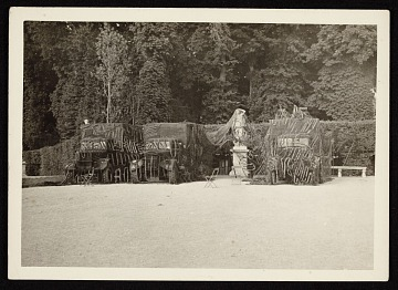 thumbnail image for Gardens of Versailles during World War II