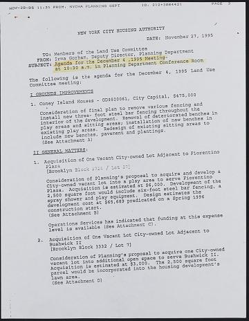 thumbnail image for New York City Housing Authority documentation on <em>Deep Blue Miles</em>