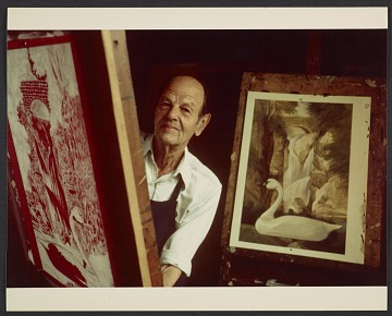 thumbnail image for Allen Saalburg papers, 1924-circa 2003, bulk 1940-1987