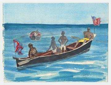 thumbnail image for Men In Boat