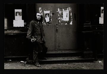 thumbnail image for Vito Acconci at 112 Greene Street