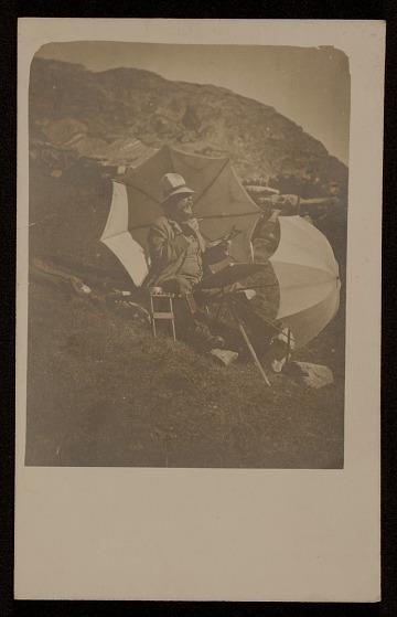 thumbnail image for John Singer Sargent letters, 1887-1922