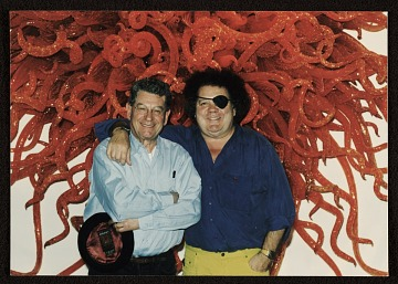 thumbnail image for Italo Scanga and Dale Chihuly