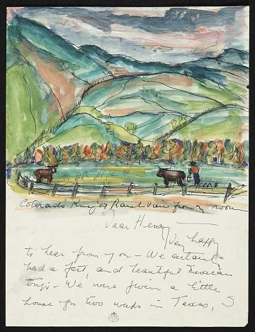 thumbnail image for Henry Ernest Schnakenberg papers, 1905-1969