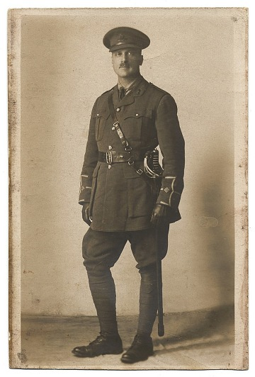 thumbnail image for Portrait of W.E. Schofield in uniform
