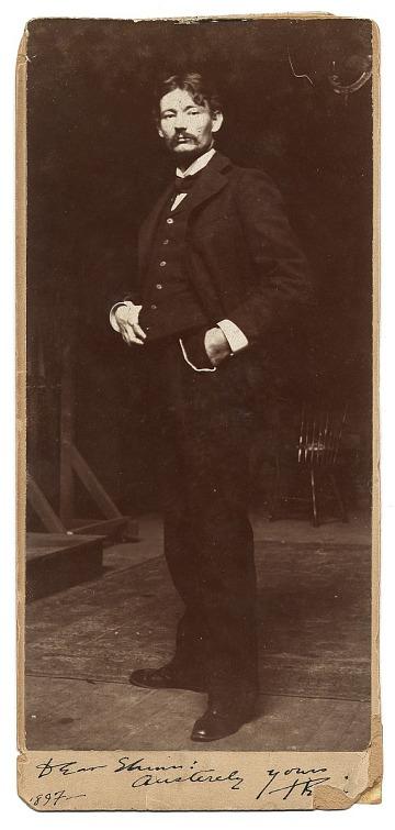 thumbnail image for Robert Henri diary, 1870-1954