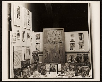 thumbnail image for Bookstore display featuring art and book of Joseph Lindon Smith