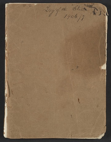 thumbnail image for Joseph Lindon Smith diary of travel in Egypt