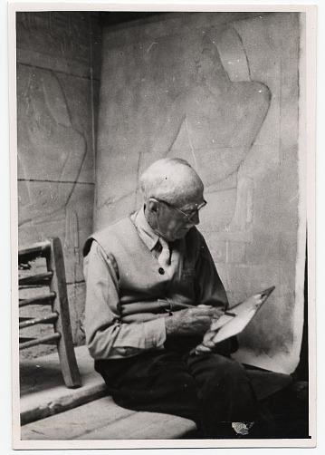 thumbnail image for Joseph Lindon Smith papers, 1647-1965, bulk 1873-1965
