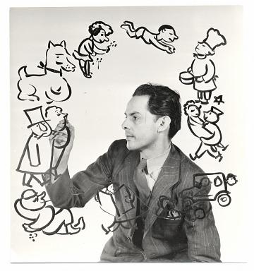 thumbnail image for Antonio Sotomayor papers, circa 1920-1988