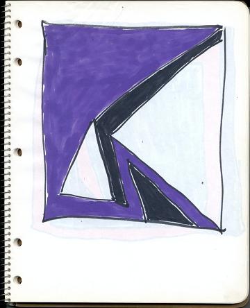 thumbnail image for Frank Stella papers, 1941-1993, bulk, 1978-1989